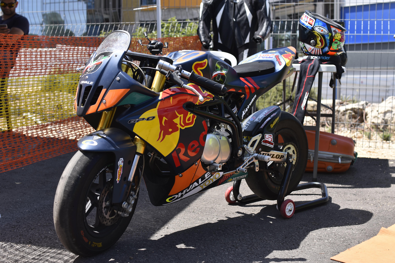 קארטינג ישראל אופנוע לילדים